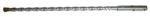 Бур d 8х740х800 тв. сплав SDS-PLUS, усиленная спираль