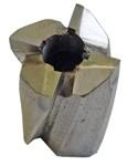 Цековка D 60,0 х d22,0х 60 Т15К6 насадная с поперечной шпонкой (без оправки и цапфы)