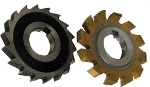 Фреза дисковая пазовая 50х 6х16 Р18, Z =12 затылованная