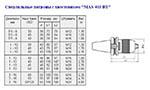Патрон сверлильный Самозажимной бесключевой с хвостовиком BT 7:24 -30, ПСС-10(1-10мм, М12) для станков с ЧПУ