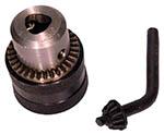 Патрон сверлильный Резьбовой с ключом ПСР-16 (3,0-16мм, М12х1,25)