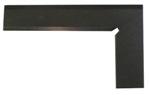 Угольник УЛП 60х40 поверочный лекальный плоский кл.т.1 (ЧИЗ)
