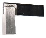 """Угольник УШ 60х40 поверочный слесарный с широким основанием кл.т.2 (в деревянной коробке) """"GRIFF"""""""